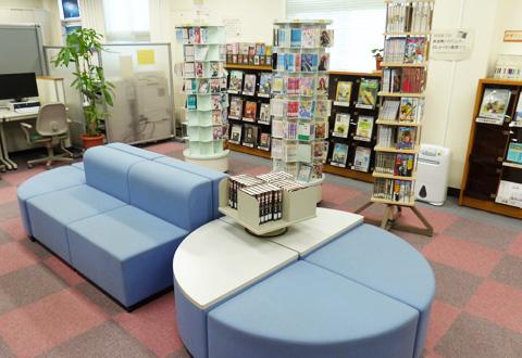 library-gai-zassi