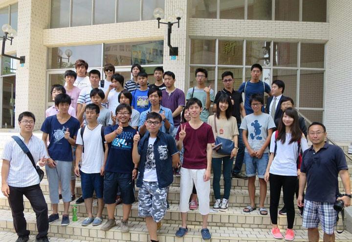 台湾 国立聯合大学(2015)