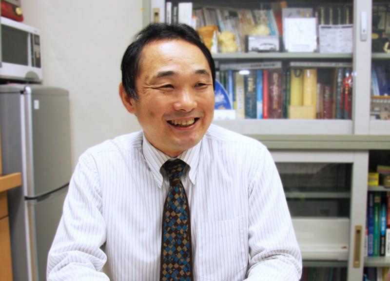 山﨑博人教授