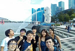 シンガポール ナンヤンポリテクニック(2016)