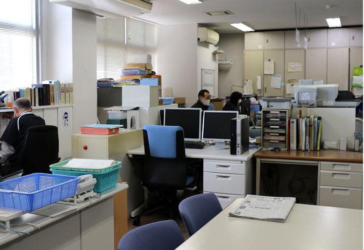 事務室を分割 | TOPICS | 独立行政法人国立高等専門学校機構 宇部工業 ...